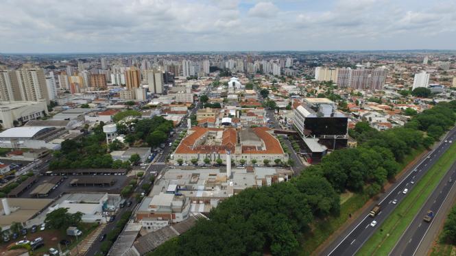 Foto atual do bairro Redentora